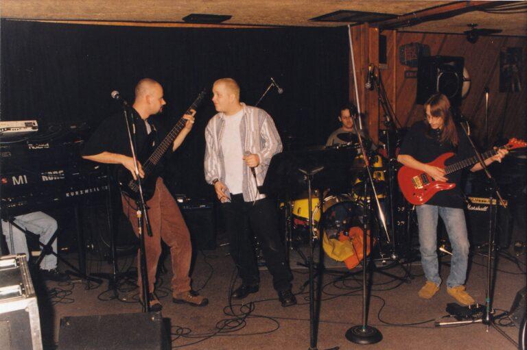 Parabole au Surf 1997